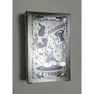 ディズニー(Disney)のミッキーマウス  プラスチックトランプ 銀(トランプ/UNO)