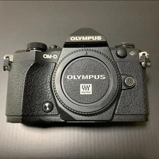 OLYMPUS - OLYMPUS OM-D E-M5mark2ボディ