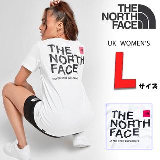 THE NORTH FACE - 欧州限定◆ザ ノースフェイス シャッターグラフィックT UK L メンズL相当