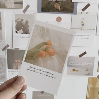 ポストカード30枚セット売り 韓国雑貨 韓国インテリア 北欧雑貨 かわいい(写真/ポストカード)