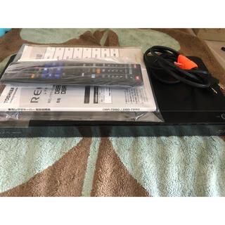 東芝 1TB 3チューナー ブルーレイレコーダー REGZA DBR-T550