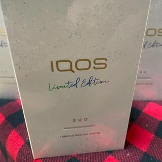 IQOS - 【新品未開封、送料無料】iQOS3 DUO ムーンシルバー アイコス 新色