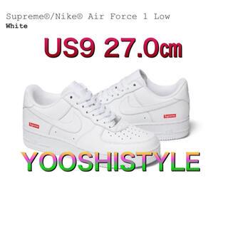 シュプリーム(Supreme)のSupreme® Nike® Air Force 1 Low(スニーカー)