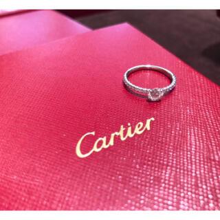 カルティエ(Cartier)のカルティエリング(リング(指輪))