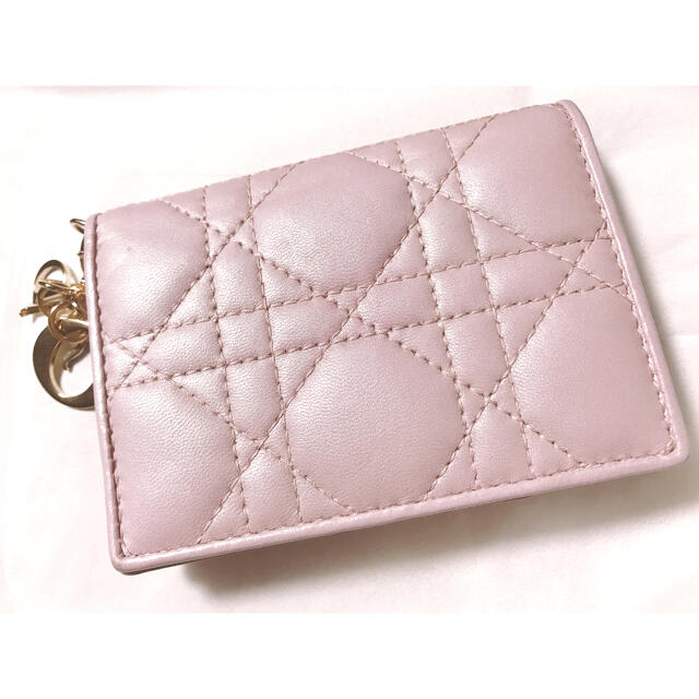 Christian Dior(クリスチャンディオール)のDior♡カードケース レディースのファッション小物(名刺入れ/定期入れ)の商品写真