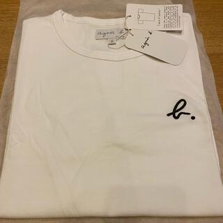 agnes b. - 新品未使用 アニエスベー 半袖 ティシャツ ロゴ agnes b.