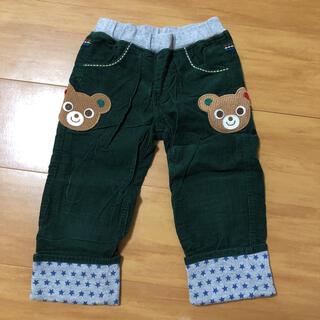 ミキハウス(mikihouse)のミキハウス プッチー ズボン パンツ 100(パンツ/スパッツ)
