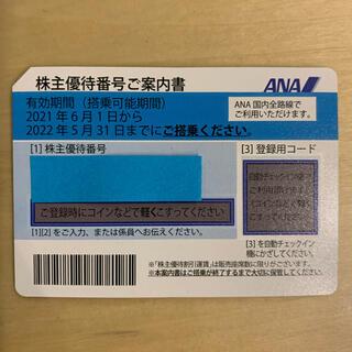 ANA 株主優待券1枚(その他)