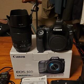Canon - canon eos80d 一眼レフ レンズセット