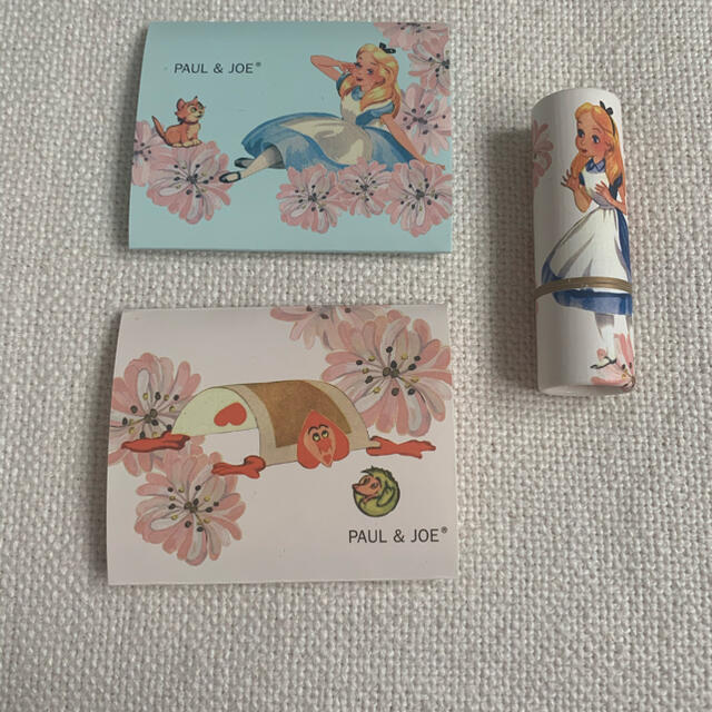PAUL & JOE(ポールアンドジョー)のPAUL&JOE ポール&ジョー 不思議の国のアリス コスメ/美容のキット/セット(コフレ/メイクアップセット)の商品写真