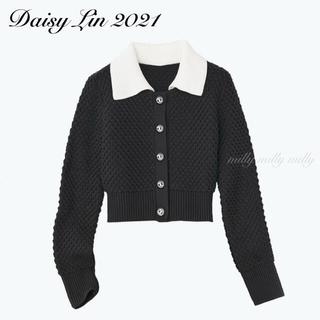 FOXEY - 新品タグ付【FOXEY】DAISY LIN 2021ワッフルデイジーカーディガン
