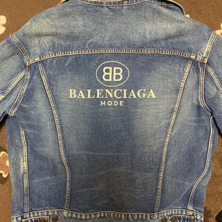 Balenciaga - バレンシアガ デニムジャケット