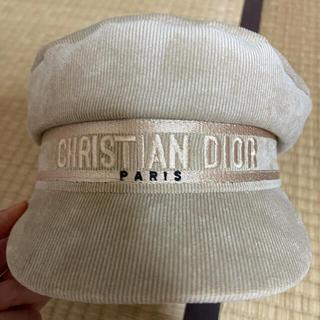 Christian Dior - dior キャスケット 帽子