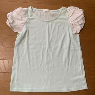 フーズフーチコ(who's who Chico)のフーズフーチコ Tシャツ カットソー(Tシャツ(半袖/袖なし))