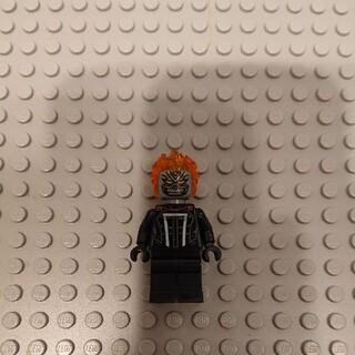 レゴ(Lego)のLEGOレゴ ミニフィグ マーベル スパイダーマン ゴーストライダー(積み木/ブロック)