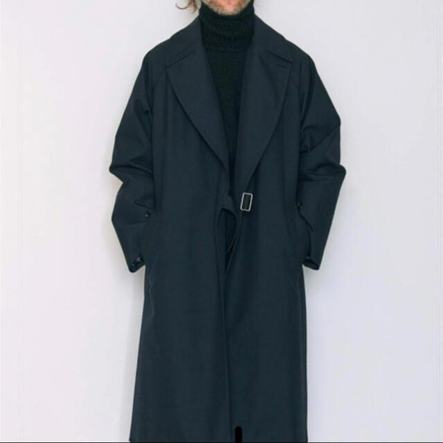 COMOLI(コモリ)のcomoli コモリ 18aw タイロッケンコート  メンズのジャケット/アウター(トレンチコート)の商品写真
