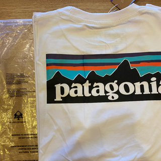 patagonia - 新品未使用 パタゴニア patagonia 半袖 ティシャツ