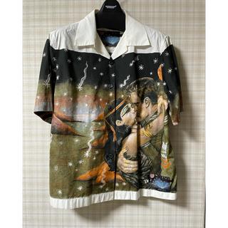 PRADA - PRADA 名作 ハーフスリーブシャツ 半袖シャツ