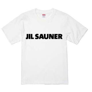 Jil Sander - ジルサウナー JIL SAUNAR Tシャツ Lサイズ