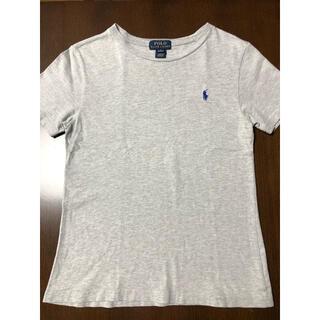 ポロラルフローレン(POLO RALPH LAUREN)のポロラルフローレン 男の子 ボーイズ キッズ 半袖 Tシャツ グレー 120(Tシャツ/カットソー)