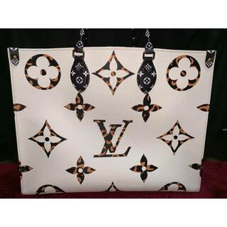 LOUIS VUITTON - Louis Vuitton ルイヴィトン オンザゴーGM