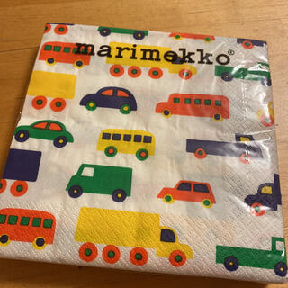 marimekko - マリメッコ ペーパーナプキン ブーブー