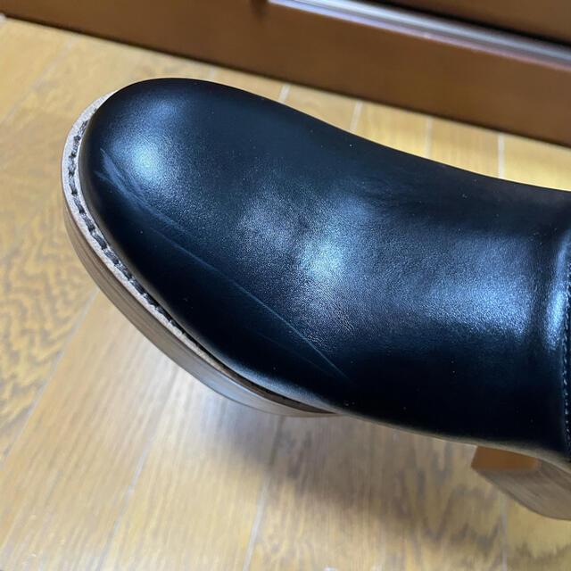 JEANASIS(ジーナシス)のジーナシス スタック厚底ヒールサボ レディースの靴/シューズ(サンダル)の商品写真