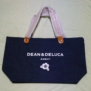 DEAN & DELUCA - ディーン&デルーカ、デニムトートバッグ