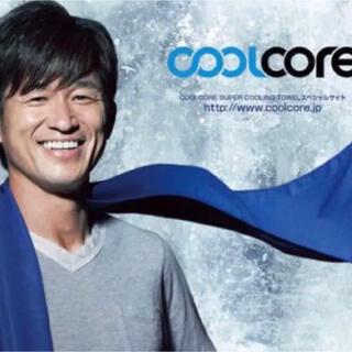 ナイキ(NIKE)の本物 新品選べる人気2色クールコアタオル 冷感タオル  キャンプ(タオル/バス用品)