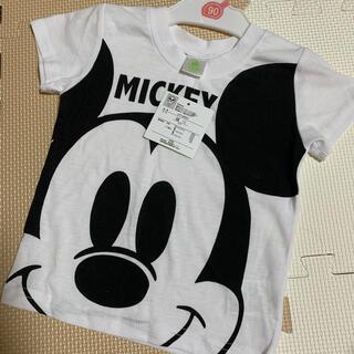 西松屋 - ミッキーマウス Tシャツ新品