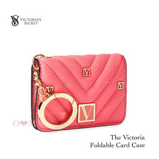 Victoria's Secret - 新作♡ヴィクトリアシークレット  カードケース