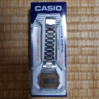 カシオ(CASIO)のCASIO A-158WEA-9JF☆新品未開封☆(腕時計(デジタル))