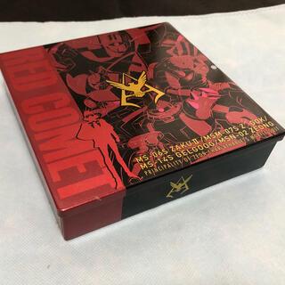 機動戦士ガンダム 缶ケース! 赤い彗星 シャア専用(その他)