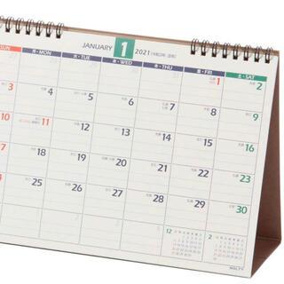 NOLTY C214 2021 卓上カレンダー (カレンダー/スケジュール)