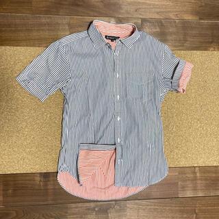 BEAUTY&YOUTH UNITED ARROWS - アローズ ビューティーアンドユース 半袖シャツ ドビーシャツ
