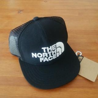 THE NORTH FACE - 【新品】ノースフェイス トラッカー メッシュ キャップ キッズ