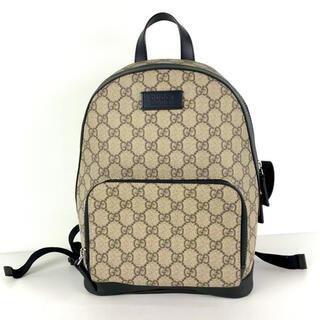 Gucci - ✨販売証明書あり✨GUCCI GGスプリーム キャンバススモールバックパック