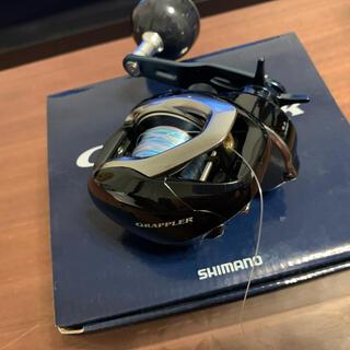シマノ(SHIMANO)のシマノ 17 グラップラー 301HG(リール)