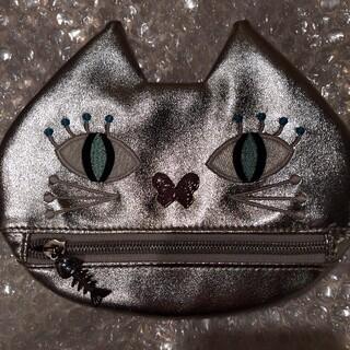 ANNA SUI - アナスイ猫ポーチ
