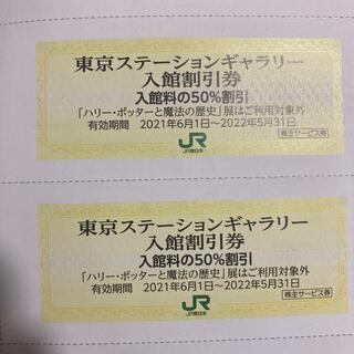 東京ステーションギャラリー入館割引券2枚(その他)