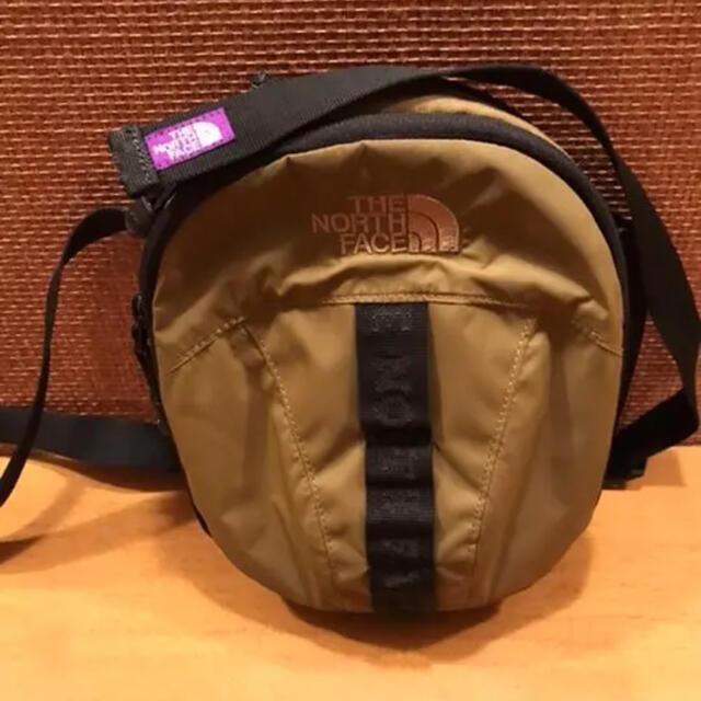 THE NORTH FACE(ザノースフェイス)のノースフェイスパープルレーベルショルダーバック メンズのバッグ(ショルダーバッグ)の商品写真