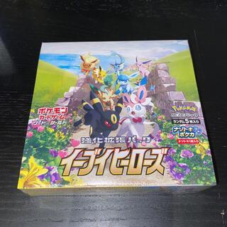 ポケモン(ポケモン)のポケモンカード イーブイヒーローズ 1box(Box/デッキ/パック)