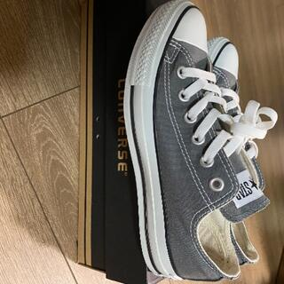 CONVERSE - converse all star charcoal