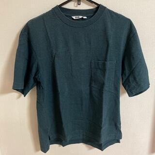 ユニクロ(UNIQLO)のユニクロ ティーシャツ S(Tシャツ/カットソー(半袖/袖なし))