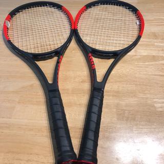 ウィルソン(wilson)のウィルソン PRO STAFF 97 硬式テニスラケット 美品 2本セット(ラケット)