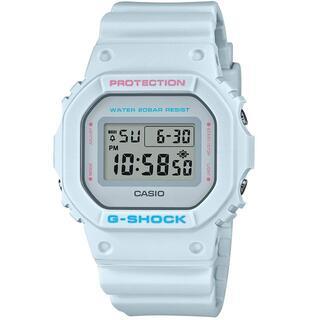 カシオ(CASIO)のカシオ G-SHOCK カラーモデル ユニセックス 腕時計 グレー(腕時計(デジタル))