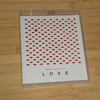 """アラシ(嵐)のARASHI Live Tour 2013""""LOVE"""" Blu-ray(ミュージック)"""