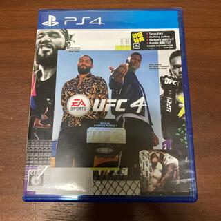 PlayStation4 - 美品 EA SPORTS UFC 4 PS4 国内版