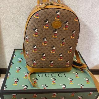 Gucci - GUCCI グッチ ディズニー ミッキー スモールバックパック