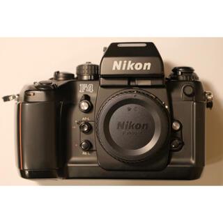 Nikon - 【美品】Nikon F4 ボディ 動作確認済 フィルム一眼レフ